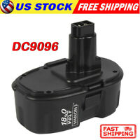 Upgraded DC9099 For Dewalt 18V XRP Battery DC9096 DC9098 DW9095 18 Volt Ni-cad