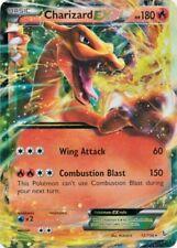 Charizard EX 12/106 XY Flashfire ULTRA HOLO RARE PERFECT MINT! Pokemon