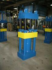 118 Ton Hydraulic Press 14 X 16 Up Acting 4 Post