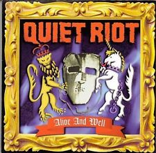 Alive and Well by Quiet Riot (CD, Aug-1999, Cleopatra) Brand New