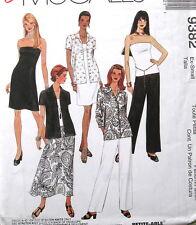 EASY seperates pattern wardrobe builder dress cami sz 6