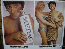 THE WHO SELL OUT  Limited Edition STEREO IMPORT Sealed 180 Gram OUT OF PRINT LP