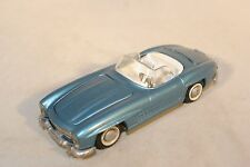 TEKNO 924 MERCEDES BENZ 300SL 300 SL ROADSTER MINT CONDITION RARE SELTEN