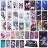 Flip Wallet Cover Slim Leather For Huawei P9 P8 Lite Mini Y6 2017/Mate 10 Case