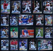2018 Topps Update Complete Your Set Baseball Cards You Pick From List US1-US300