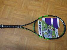 NEW Babolat Pure Strike Wimbledon 98 head 16x19 4 1/8 grip Tennis Racquet