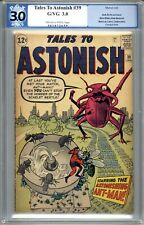 Tales To Astonish #39 - PGX 3.0 (G/VG) 1963 - Early Ant-Man - Silver Age