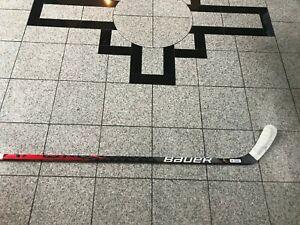Gabriel Landeskog Colorado Avalanche Game Used Bauer Stick 18-19 AVALANCHE HOLO
