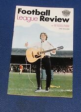 Football League Review 1969-70 Nottingham Forest