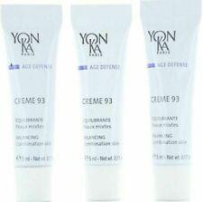 6X YONKA Creme 93 Balancing Cream Sample Size 5 ml EA TOTAL 30ML!! VALUE $60