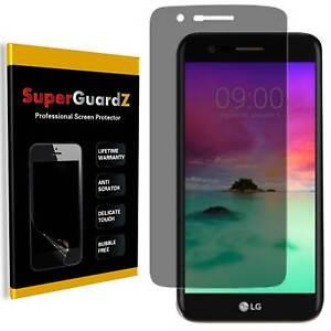 SuperGuardZ® Privacy Anti-Spy Screen Protector Shield Saver For LG Stylo 3 Plus