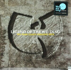 Wu-Tang Clan, Legend of The Wu-Tang Vinyl Record/LP *NEW*