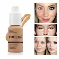 PHOERA Soft Matte Full Coverage Liquid Foundation-Free Shipping
