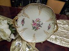 edle große Tortenplatte 35,5 cm Rosenthal Sanssouci Diplomat elfenbein Yvori