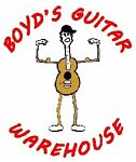 Boyd's Guitar Warehouse