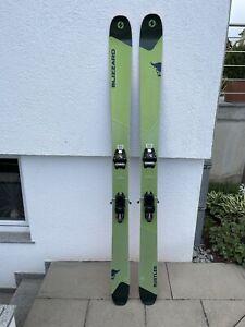 Freeride Ski Blizzard Rustler 11 Länge 192cm Marker Jester 16