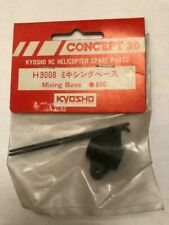 KYOSHO CONCEPT 30 H3008 MIXING BASE FOR NITRO POWERED R/C HELICOPTER