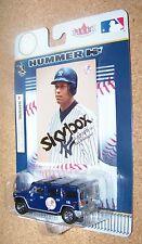 NY New York Yankees Alex Rodriguez diecast Hummer H2