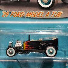 REVELL 29 1929 FORD MODEL A TUB RAT RODS JAMES JALOPY DETAILED COLLECTIBLE CAR