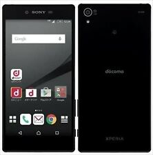 SONY Xperia Z5 Premium SO-03H 32GB Android7.0 Black Unlocked Smartphone
