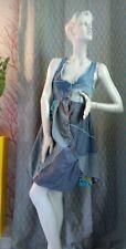 Robe Desigual 36 S robe en jean et tissu