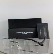 New Authentic Porsche Design P 8205 S2 F Eyeglasses Titanium P'8205 Frame
