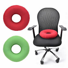 Inflatable Rubber Ring Round Seat Cushion Medical Haemorrhoid Pillows Donuts UK