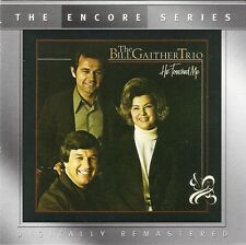 CD The Bill Gaither Trio. He Touched Me. Bill & Gloria Gaither. American Gospel.
