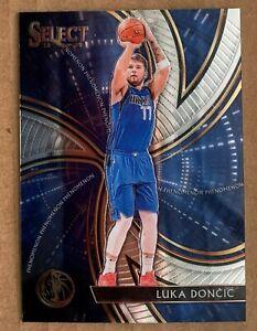 LUKA DONCIC - 2019-20 Panini Select Phenomenom #29 Dallas Mavericks Superstar