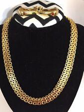 Vintage Napier  Chocker /Necklace & Earrings