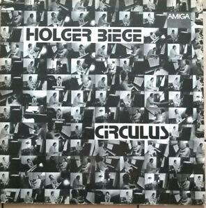 "DDR : Amiga - LP "" CIRCULUS"" +++ HOLGER BIEGE +++ 1979 +++"