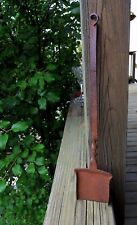 American Antique Hand Wrought Iron Shovel