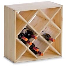 Kiefer Flaschenregal Raute Weinregal Weinflaschenhalter Weinflaschenständer