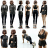 1/6 FA008 Female Clothing Fitness Suit Set Fit 12'' Girl PH TBL Figure Toy