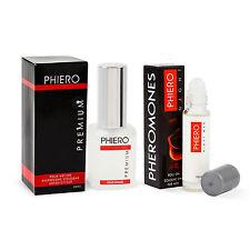 Phiero Premium + Phiero Night Man: Pheromone perfumes for men