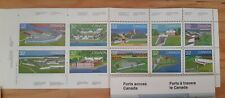 Canada Booklet 1983 Canadian Forts #BK86 MNH # 992a * Free Shipping *