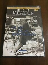 COLECCION BUSTER KEATON LEY DE LA HOSPITALIDAD 1 DVD PAL 1-6 NEW SEALED 122 MIN