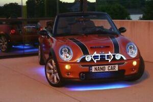 Angel Eye Halo Fog Driving Light Kit for Mini Cooper /S Bumper Grille All Years