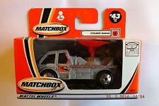 MATCH BOX Cars in scatola CICLONE RADAR
