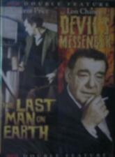 The Last Man on Earth & The Devil's Messenger (Double Feature) - DVD -  Very Goo