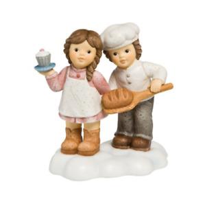 "GOEBEL Nina & Marco ""Heute wird gebacken"" Weihnachts-Edition 2017 - 11750221"