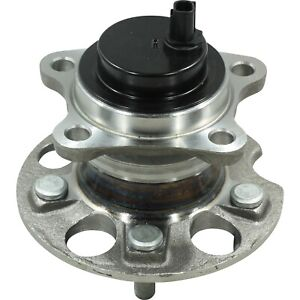ONE REAR LEFT WHEEL BEARING & HUB ASSEMBLY FOR TOYOTA KLUGER GSU40R 2007-2014