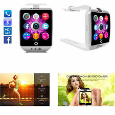 Smart Watch Cell Phone Fitness Tracker Bluetooth WristWatch for Men Women Girls