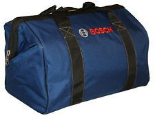 Bosch Tool Bag Large Storage Case Canvas Contractor Tote 18V Drill Impact Saw