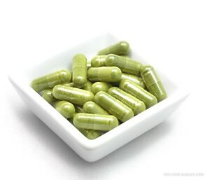 Organic Neem Leaf Powder 800mg Vegan Capsule, Choice Of 30 to 400 Capsules