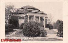 Postcard Rppc Sam Houston Memorial Building Huntsville Texas