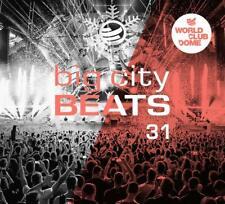 BIG CITY BEATS 31  World Club Dome 2019 Winter Edition 3CD NEU & OVP 22.11.2019