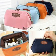 d4db2a93a5 Fashion Women Toiletry Make Up Cosmetic pouch bag Clutch Handbag Purse Case  OO55