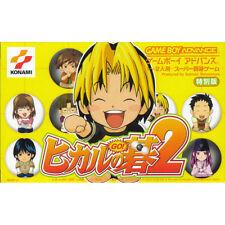 Hikaru no Go! 2    NTSC-J JP JAP   GAME BOY ADVANCE  GBA Anime game