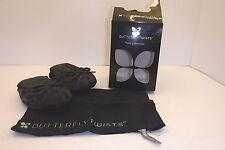 BUTTERFLY TWIST CLEO GREY LEOPARD FOLDING BALLET FLATS SIZE 5 NIB